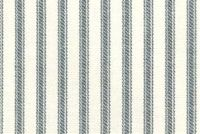 Magnolia Home Fashions BERLIN LAKE Ticking Stripe Print Fabric