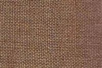 P Kaufmann SLUBBY LINEN COCOA Solid Color Linen Upholstery And Drapery Fabric