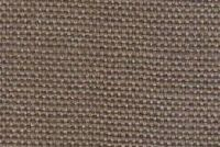 P Kaufmann SLUBBY LINEN 826 FUDGE Solid Color Linen Upholstery And Drapery Fabric