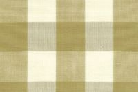 Roth & Tompkins LYME WHEAT/ANTIQUE WHITE Buffalo Check Fabric