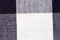 Roth & Tompkins LYME BLACK/WHITE Buffalo Check Fabric