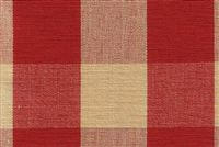 6624121 LYME CLARET/WHEAT Buffalo Check Upholstery And Drapery Fabric
