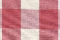 6624138 LYME STRAWBERRY Buffalo Check Upholstery And Drapery Fabric