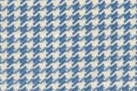 6631015 HUNT CLUB HOUNDSTOOTH CORNFLWR/C Houndstooth Upholstery Fabric