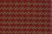6631036 HUNT CLUB HOUNDSTOOTH BURGUNDY Houndstooth Upholstery Fabric