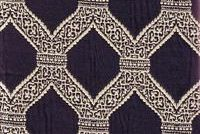 Regal Fabrics BRENDA NAVY Lattice Jacquard Fabric