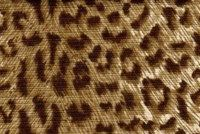 P Kaufmann CHEETAH 6008 GOLD Print Upholstery And Drapery Fabric