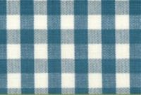 6680114 CHESTER SKY/ANTIQUE WHITE Check Upholstery And Drapery Fabric
