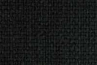 P Kaufmann SLUBBY BASKET 901 BLACK Solid Color Upholstery And Drapery Fabric