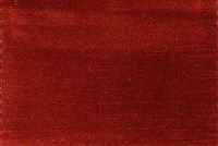 6694244 CANNES CAYENNE Solid Color Cotton Blend Velvet Upholstery Fabric