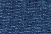 66945BI CHARISMA/B LAPIS Solid Color Chenille Upholstery And Drapery Fabric