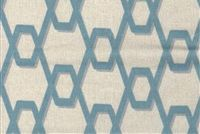 Magnolia Home Fashions RHYTHM GARDEN Lattice Print Fabric