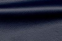 Carroll Leather STREET CRED ANCHOR MY BLUES Furniture Upholstery Genuine Leather Hide