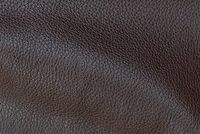 Carroll Leather STREET CRED VIDAL BROWN Furniture Genuine Leather Hide Upholstery