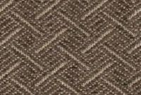 6704211 LESLIE EARTH Lattice Linen Blend Upholstery Fabric