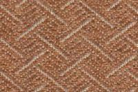 6704212 LESLIE APRICOT Lattice Linen Blend Upholstery Fabric