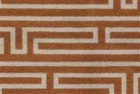6704611 MIRACLE NUTMEG Contemporary Jacquard Upholstery Fabric