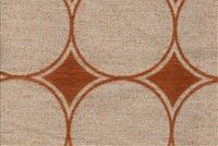 6704911 MILLER APRICOT Dot and Polka Dot Chenille Upholstery Fabric