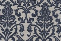 6706020 HOTEL A NAVAL Floral Jacquard Upholstery Fabric