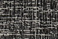 6706122 HOTEL B CAVIAR Solid Color Chenille Upholstery Fabric