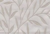 6706612 ARIEL B LINEN Floral Jacquard Upholstery And Drapery Fabric