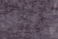 6707050 ST TROPEZ COLOR #40 IRIS Solid Color Chenille Upholstery And Drapery Fabric