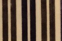 6707216 AURORA PURPLE/BROWN Stripe Velvet Upholstery Fabric
