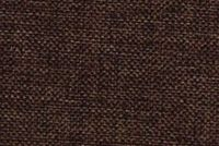 6708614 FLAX D-SOLID COL.4 WALNUT Solid Color Upholstery Fabric