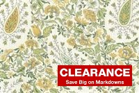 Waverly PAISLEY VERVEINE SWA SPRING 6804 Floral Print Fabric