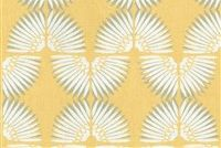 Genevieve Gorder URBAN CATERPILLAR SWA SUNSHINE 4 Contemporary Print Fabric