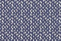 6711819 TANYA REGAL NAVY Dot and Polka Dot Print Upholstery And Drapery Fabric