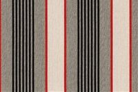 Outdura 1510 FENWAY COAL Stripe Indoor Outdoor Upholstery Fabric