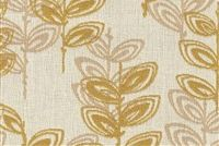 Outdura 1625 MIRABELLA GOLDENROD Floral Indoor Outdoor Upholstery And Drapery Fabric