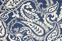 Richloom Fortress Acrylic AYIDEAL NAUTICAL Paisley Indoor Outdoor Upholstery Fabric