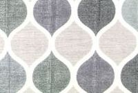 Richloom RIGA PEWTER Lattice Jacquard Drapery Fabric