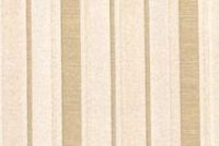 Richloom MAYFAIR CHAMPAGNE Stripe Linen Blend Drapery Fabric