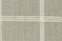 Richloom HOMELAND MIST Check Linen Blend Upholstery Fabric