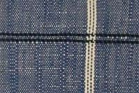 Richloom HOMELAND INDIGO Plaid Linen Blend Upholstery Fabric