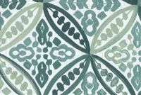 Tommy Bahama Home LOCAL CRAFTS ALOE 801792 Diamond Embroidered Drapery Fabric