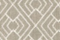 Ellen Degeneres CORDELL EMB FLAX 250320 Lattice Embroidered Fabric