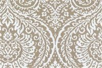 Waverly HIGH NOTE CHALK 680220 Floral Linen Blend Upholstery And Drapery Fabric