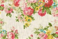 Waverly JULIET DERBY SPRING 680131 Floral Print Fabric