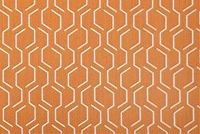 Sunbrella 69010-0003 ADAPTATION APRICOT Lattice Indoor Outdoor Upholstery Fabric