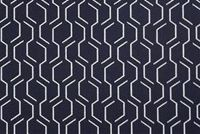 Sunbrella 69010-0004 ADAPTATION INDIGO Lattice Indoor Outdoor Upholstery Fabric