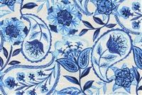 Kelly Ripa Home HAPPY HOUR BLUEJAY 550302 Floral Print Fabric