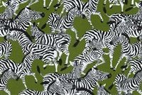 Waverly SNS HERD TOGETHER LEAF 680301 Indoor Outdoor Upholstery Fabric