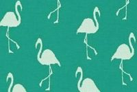Covington SD-FLAMINGO 210 JADE Tropical Indoor Outdoor Upholstery And Drapery Fabric