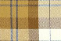 Covington LELAND 81 GOLDEN Plaid Upholstery And Drapery Fabric