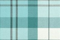Covington LELAND 545 MINERAL Plaid Upholstery And Drapery Fabric