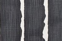 Scott Living Fabrics CANAL CARBON Stripe Linen Blend Fabric